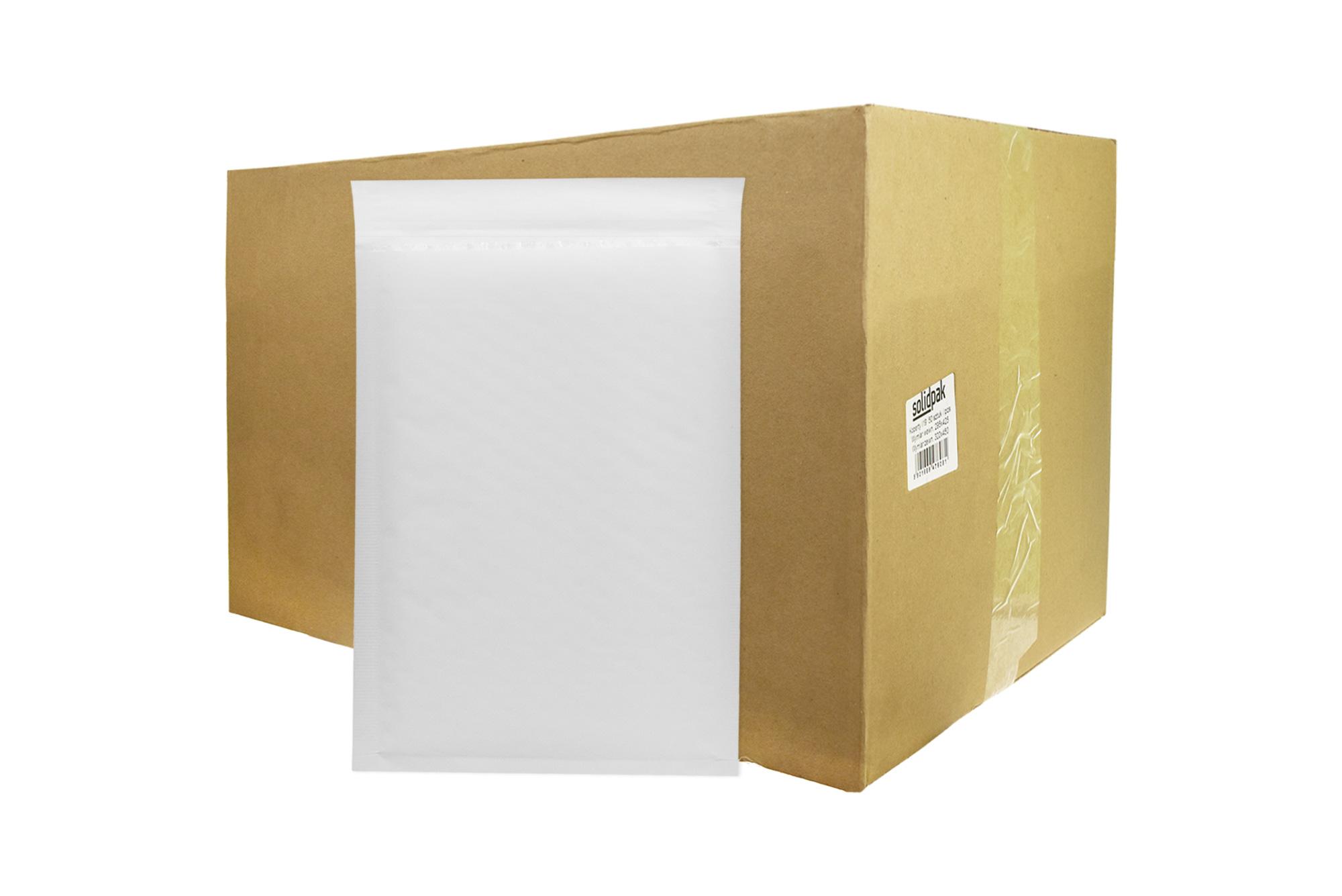 Koperty bąbelkowe białe | Producent kopert bąbelkowych